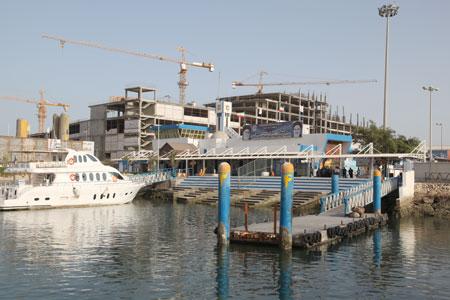 لزوم توجه ویژه به استانداردها سازه های دریایی در ساخت اسکله های قشم