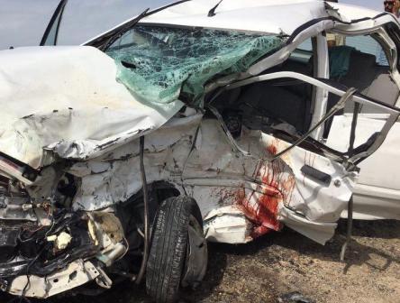 4 کشته و 3 زخمی در تصادف خونین گوران قشم